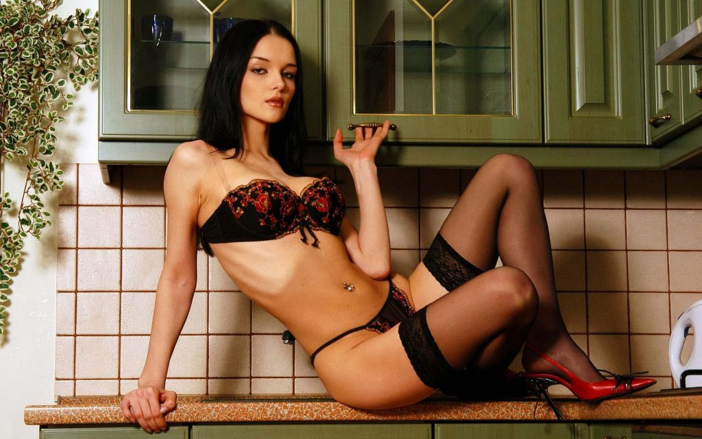 Lingerie girls from Croydon escorts